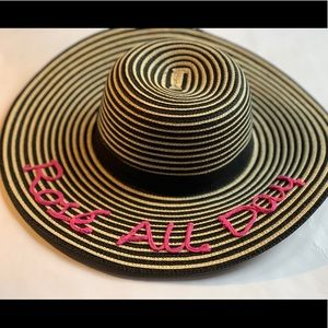 a7c46bdf August Hats Accessories   August Hat Company Rose All Day Beach Hat ...